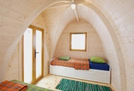 Жилой модуль PODhouse –комфортное и экологичное жилье
